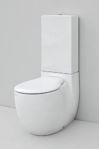 Eastbrook Perlita Close Coupled Toilet & Soft Close Seat